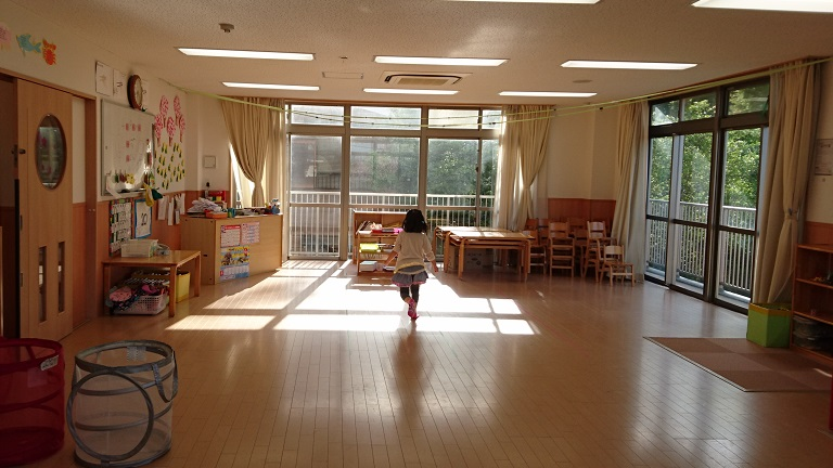 Vacancy of nursery school's image ver 3.